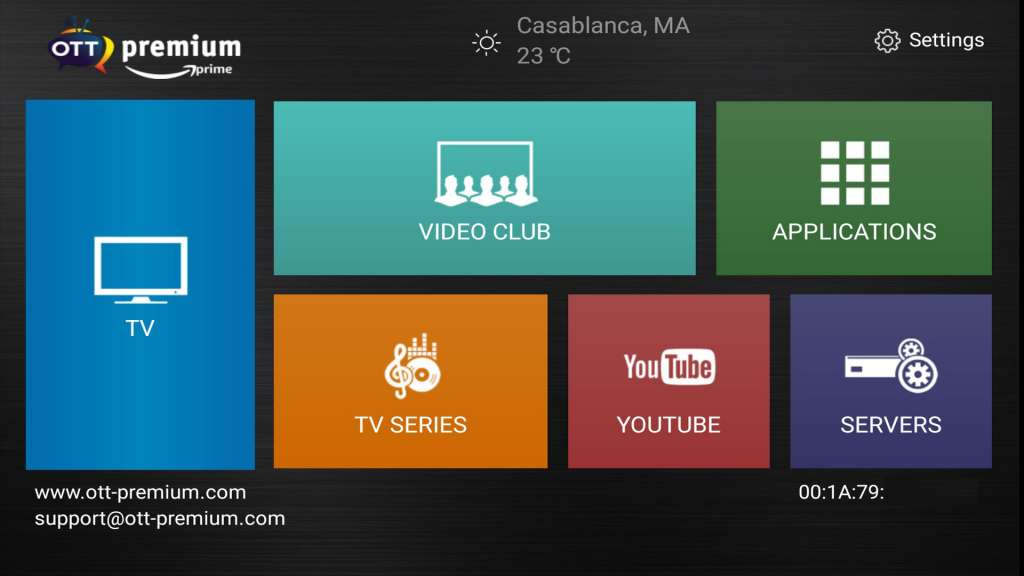 Our Softwares Premium Ott Official Iptv Service
